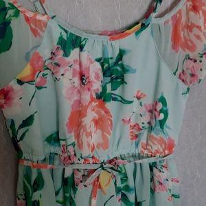 Girl's Dress L (10-12)